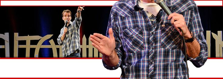 Juston McKinney Comedy | JustonMcKinney.com