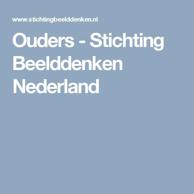 Ouders - Stichting Beelddenken Nederland