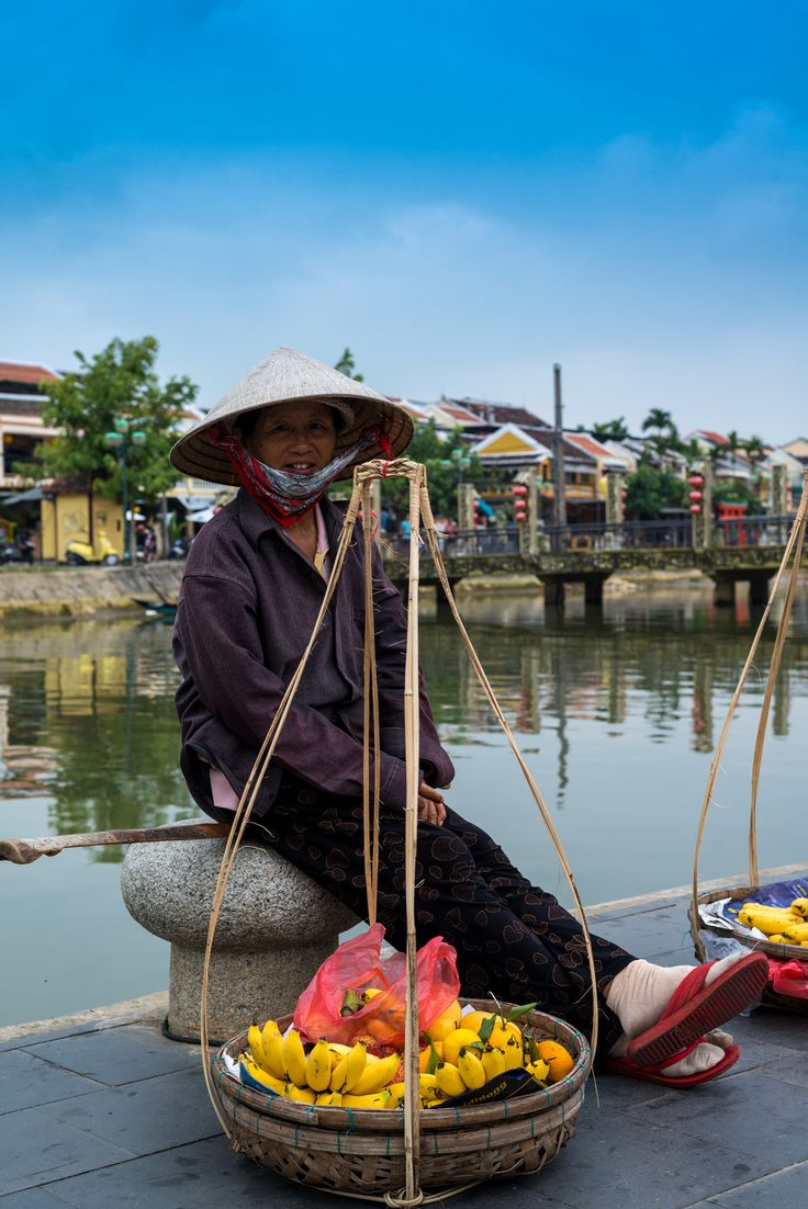 https://flic.kr/p/GsmoUa | She asked for a photo | Hoi An, Vietnam