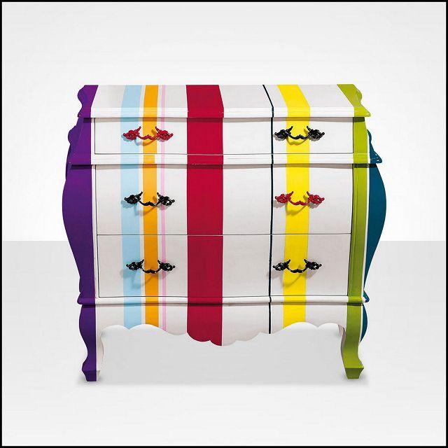 comoda rustica colorida - Pesquisa Google