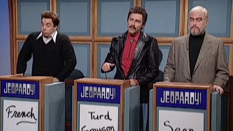 Watch Saturday Night Live Clip: Celebrity Jeopardy: Cruise ...