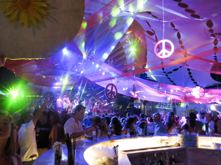 Pacha Destino Ibiza flower power we are node