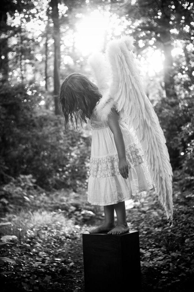 грустный ангел фото такая возможность