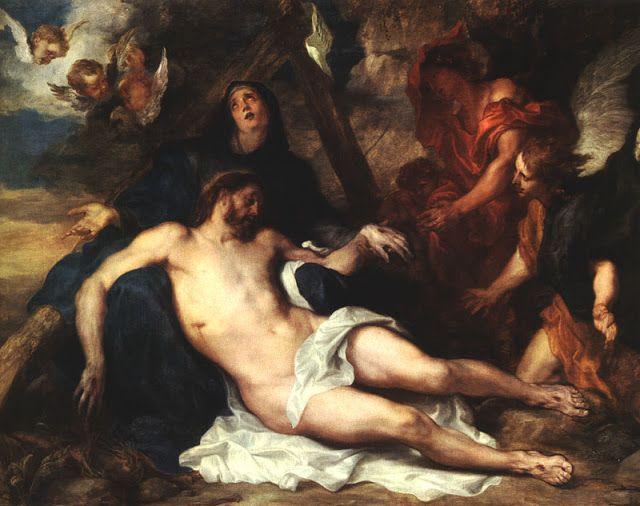 Αποκαθήλωση (1634)