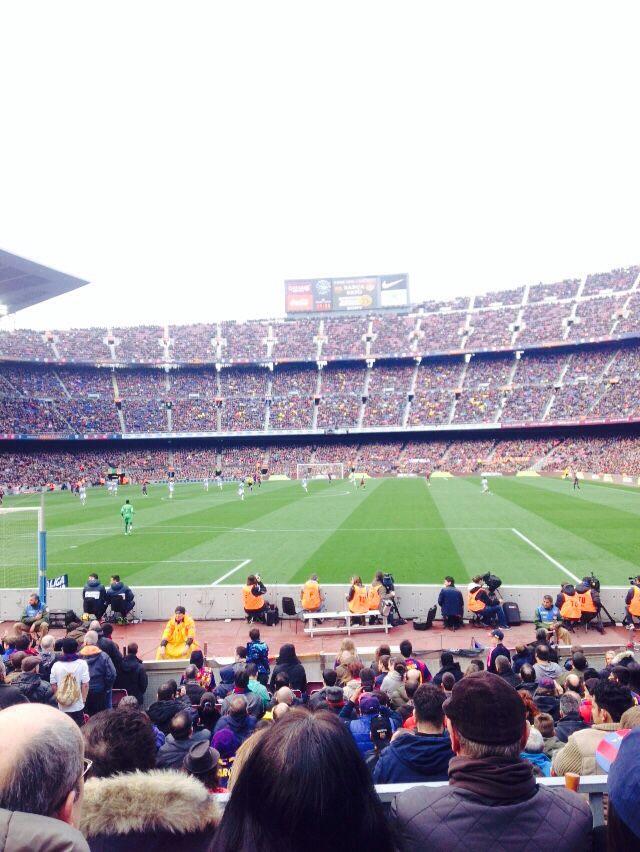 Camp nou #barcelona