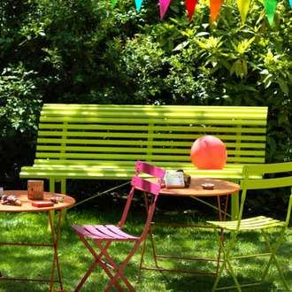 73 best images about salon de jardin on pinterest rocking chairs bass and - Rocking chair jardin ...