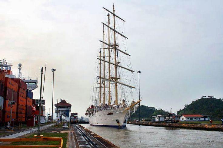 Star Flyer celebra il centenario del Canale di Panama