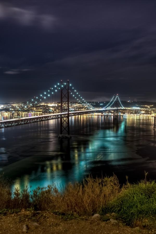 25th April bridge, Lisbon - Portugal