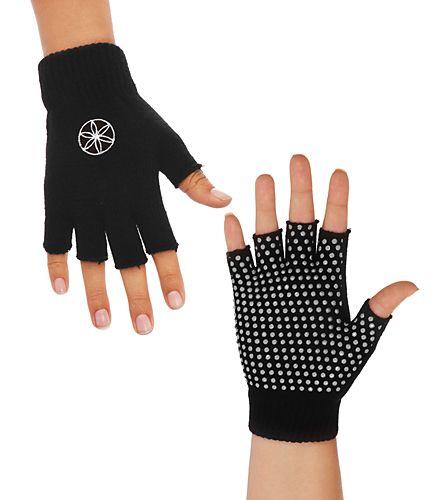 Gaiam Super Grippy Yoga Gloves at YogaOutlet.com