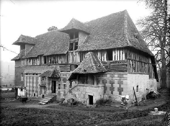 Manoir du Lieu-Binet à Lisieux