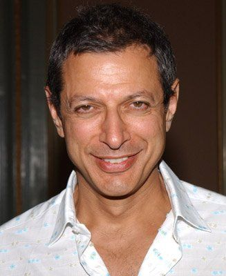 Jeff Goldblum maybe not pretty, but there is something about him...