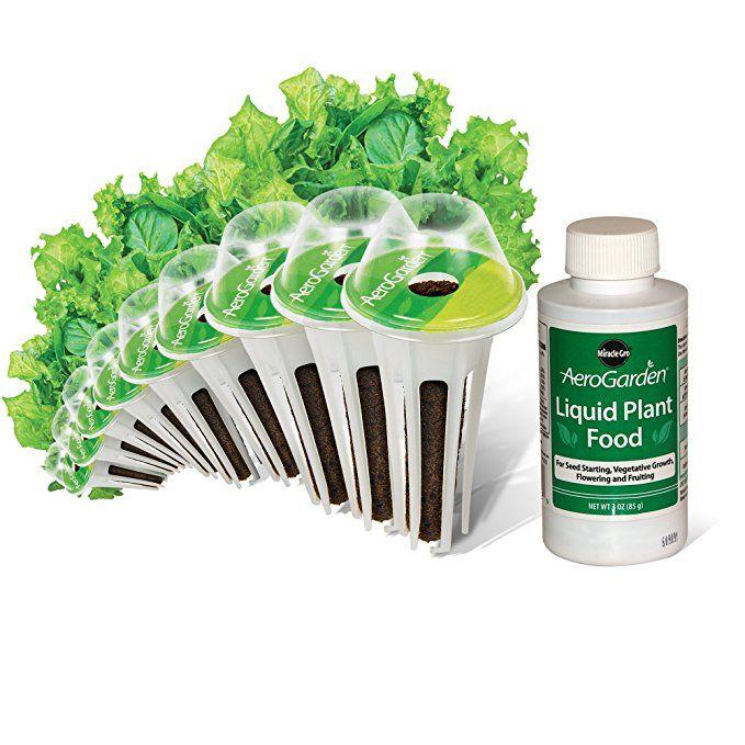 Aerogarden Salad Greens Seed Pod Kit 9 Pod Seed Kit 400 x 300