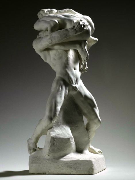Auguste Rodin, I am Beautiful (Je suis Belle), 1882