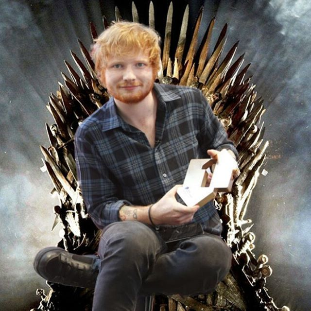 Ed Sheeran, pjesë e serialit Game of Thrones #bordo #celebrity #edsheeran #gameofthrones #movies #magazine  Ne www.bordo.al http://tipsrazzi.com/ipost/1508189118092459749/?code=BTuKgMeAr7l