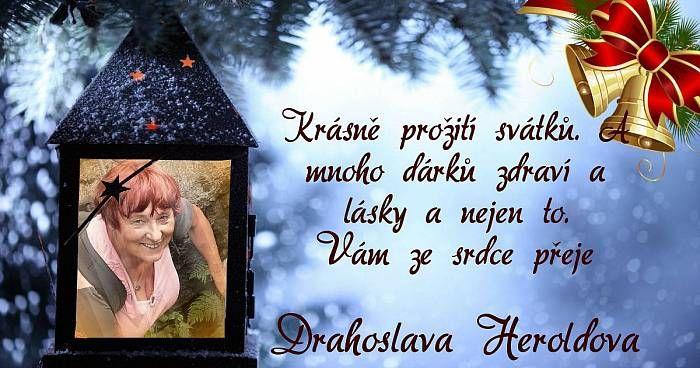 [Drahoslava Heroldova] - Zapalte si svojí vánoční lucerničku pro štěstí!