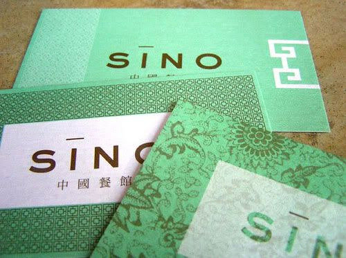 Business Card with Pattern Design 27