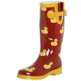 Chooka Women's Rubber Duck Boot | Shop | Kaboodle