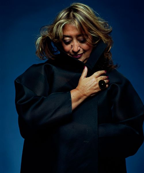 Thank you Zaha Hadid for all your inspirations. We now miss a great woman, architect and designer ► http://bit.ly/Z-Hadid_Bio