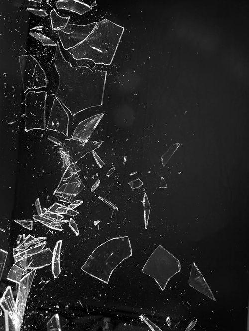 inanimite - glass