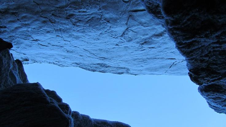 Klockarberg's Caves in Nauvo