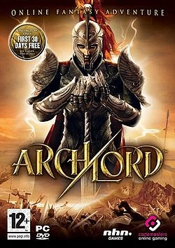 the original Archlord owned by Codemasters. Those were the days!