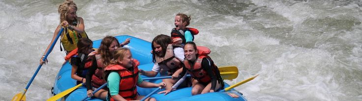 Nantahala Falls fun