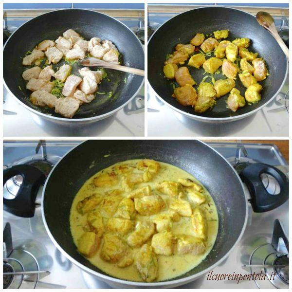448b9c520bcbf95077881cb08c10661e - Pollo Al Curry Ricette