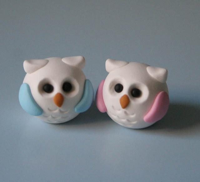 Round Owls by fliepsiebieps1, via Flickr