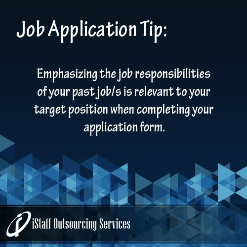64 Best Job Applicationinterview Tips Images On Pinterest Job