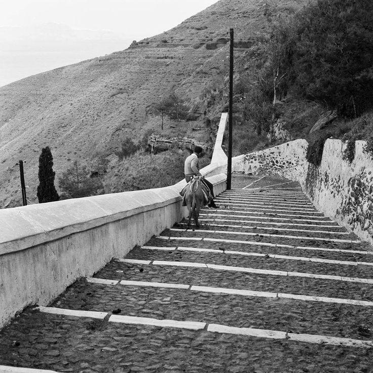 ΣΑΝΤΟΡΙΝΗ 1968 ΦΩΤ.Graemiger