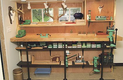 25+ best ideas about Reloading bench plans on Pinterest ...