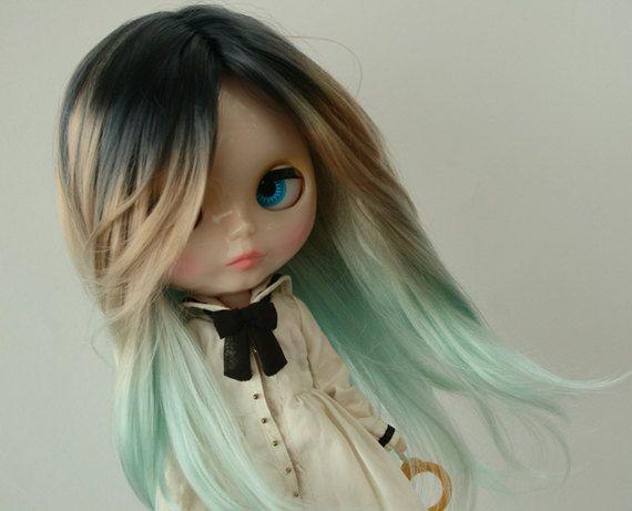 Pre-order blythe hair FBL RBL RBL by Aka7blythe on Etsy