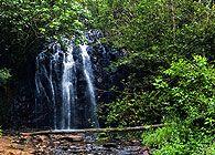 Waterfalls across the Tablelands