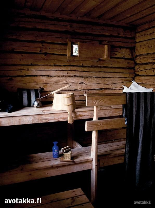 Sauna | that good and simple Finnish sauna without any extra fuss