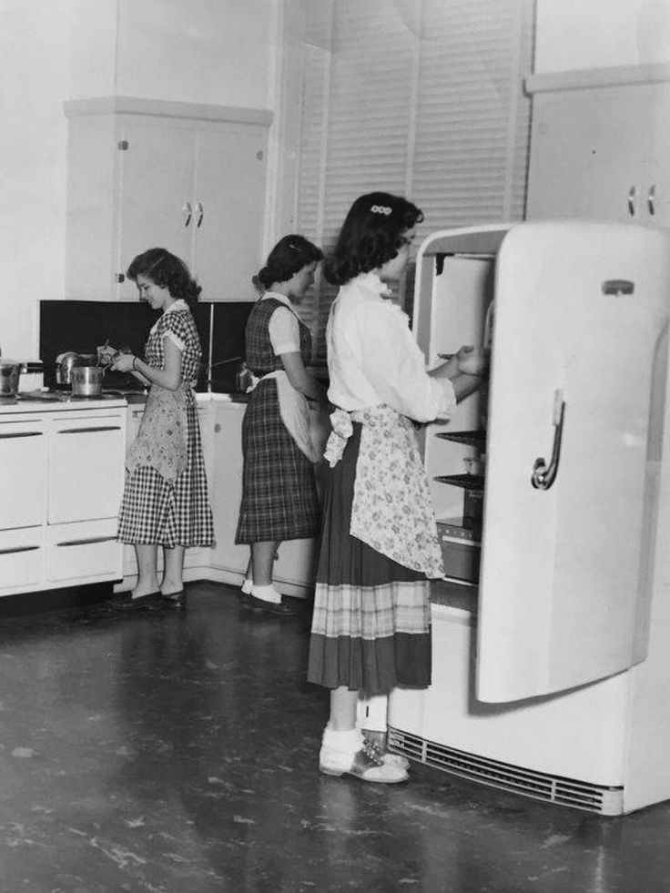 Classes in Home Economics were an essential part of the school day curriculum in the 1950s—for teenage girls only, of course. This was to prepare them for their inevitable life after high school, as a mother and a wife. Cooking, cleaning, mending, and life management skills were crucial functions that every teenage girl was required to know if she wanted to find a husband in the 1950s. When the hallway smelled like someone had burned their tennis shoes, no one in the high school panicked. It…