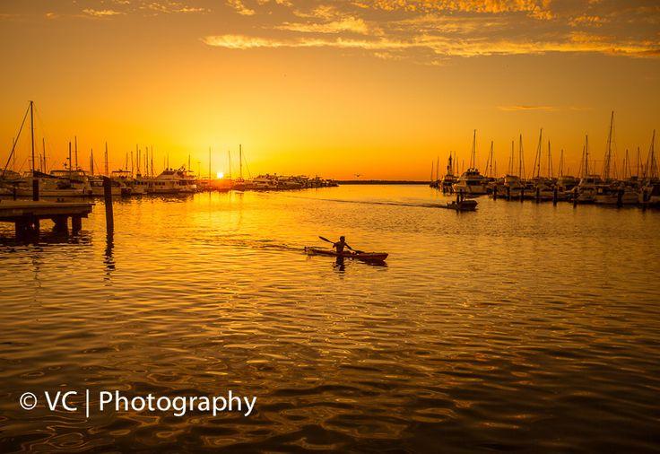 Sunset@Hillarys Boat Harbour