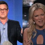Joe Scarborough makes the mistake of taking a swipe at Megyn Kelly's clothes
