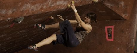 MEC About: Gym Climbing