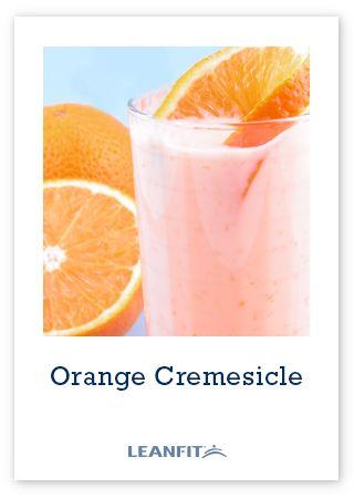 Orange Cremesicle