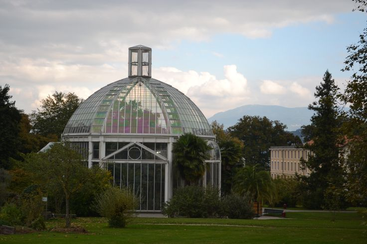 Jardin Botanique, Genève