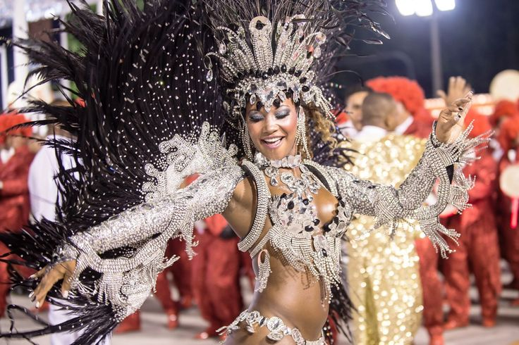 The Greatest Show on Earth - Carnaval Rio de Janeiro