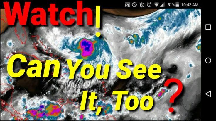 Hurricane Jose: something strange on satellite images, NOAA NHC, do you see what I see? - YouTube https://youtu.be/zdTZWzGDEWU
