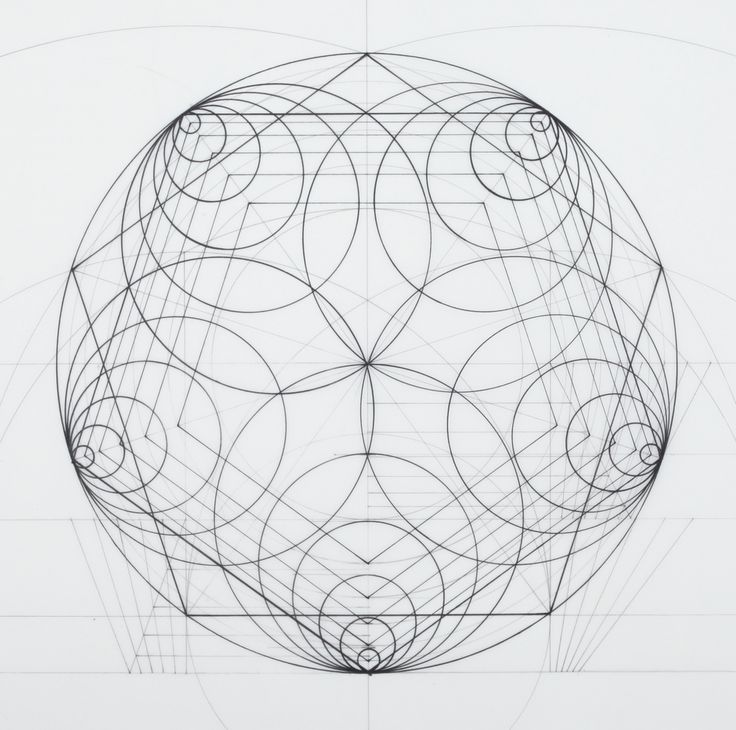 Gallery of This Architect Fuses Art and Science by Hand Illustrating the Golden Ratio - 4