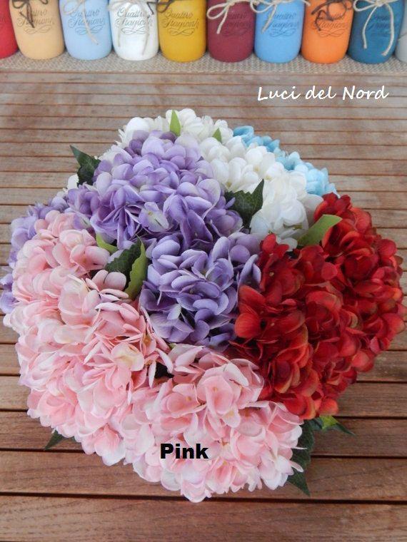 Guarda questo articolo nel mio negozio Etsy https://www.etsy.com/it/listing/488530619/fiore-ortensia-scelta-tra-5-colori-fiore