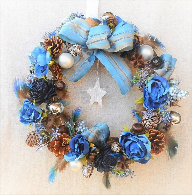 holy night wreath2画像1