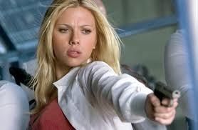 Oh Scarlett !   スカーレットよ!ハンソン。