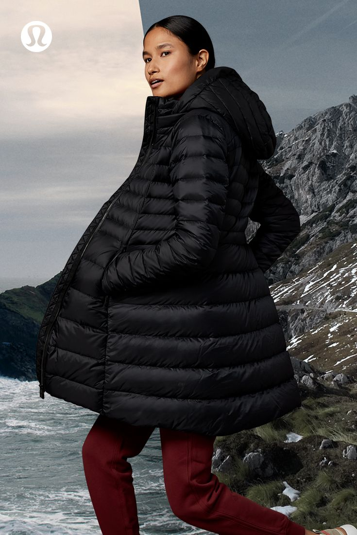 From Rush Hours To Happy Hours Our Outerwear Is Always On Lululemon Lululemon Jacket Winter Jackets Lululemon Coat [ 1100 x 735 Pixel ]