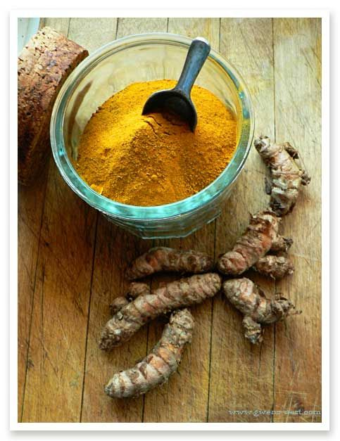 8 Natural Remedies Using Turmeric- so many uses for this wonder spice.