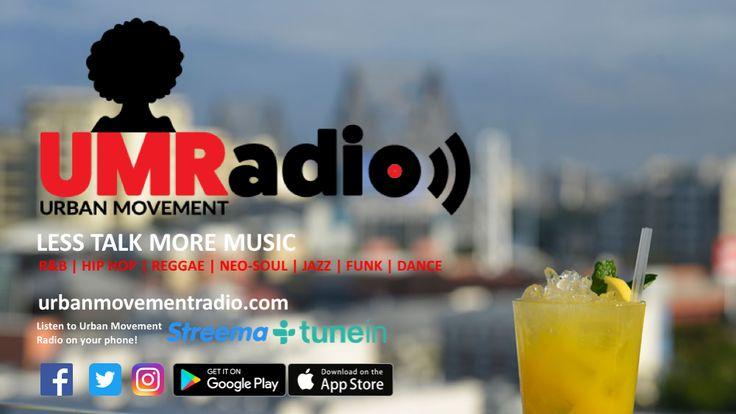 "Urban Movement Radio ""Less talk-More music"""
