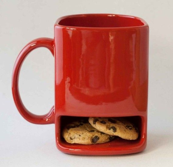 Perfect mug for tea and tea cookies!